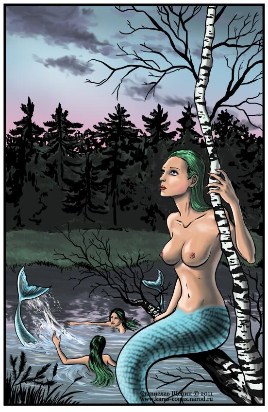 Порно сказки про бабу ягу